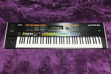 gebrauchte roland jupiter 50 synthesizer keyboard music workstation mit softcase 170223