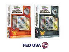 Pokemon Mythical Darkrai + Keldeo Mythical Collection Box Generations Packs