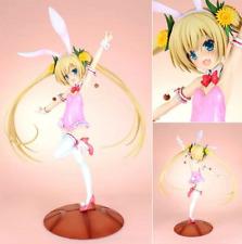 New Anime Gift Ro-Kyu-Bu! SS: Maho Misawa Pink Bunny Version PVC Figure