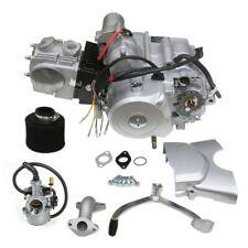 125CC SEMI AUTO ENGINE MOTOR 3 SPEED + REVERSE ATV QUAD GO KART 3+1 Apollo Honda