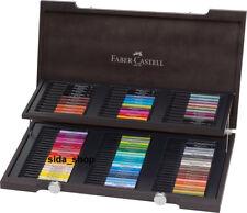 Faber Castell Pitt Artist Pen Tuschestift 90er Holzkoffer *!bestprice!*