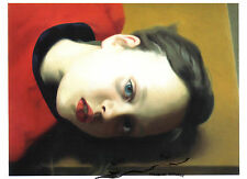 Kunstpostkarte - Gerhard Richter - Betty