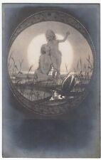 Normalformat Künstler Ansichtskarten mit dem Thema Künstlerkarte