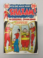 Shazam 4 The Original Captain Marvel 1973 DC comics Bronze Age