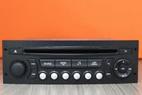 PEUGEOT 207 308 3008 5008 PARTNER EXPERT RCZ RADIO CD PLAYER STEREO RD45 L5FA0