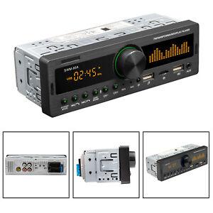 1 DIN Car Stereo Radio Remote Control Car MP3 Multimedia Player SWM-80A SA