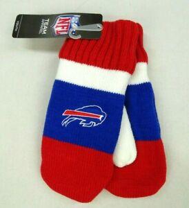 Buffalo Bills NFL Team Apparel Youth Winter Gloves