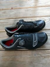 Bontrager Specter Road Cycling Shoes Womens Size 8 Bicycling Shoe Black Boa