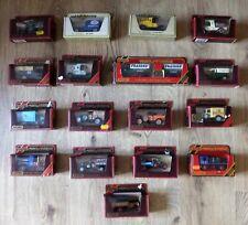 Collection MATCHBOX Models of Yesteryear Cars Trucks Vans Lorries Joblot Bundle