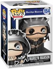 Marilyn Manson - Funko Music Pop! Rocks # 154 Vinyl Action Figure In-Box