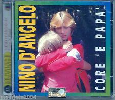 Nino D'Angelo. Core 'e Papa' (2003) CD NUOVO SIG L'Ammiratrice. Dedicata a mamma