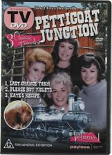 PETTICOAT JUNCTION - 3 CLASSIC TV EPISODES - DVD - NEW Sealed Free Shipping