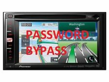 Pioneer AVIC-X930BT AVIC-X920BT AVIC-X940BT Password Removal