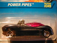 COLLECTOR N° 349 POWER PIPES 1/64 HOT WHEELS IMPORT US