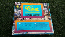 Classic Major League Baseball Travel Edition Board Game w/ 50 Trading Cars New