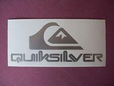 Quicksilver Decals/Stickers x2