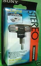 SONY ECMDS70P STEREO MICROPHONE: ECM-DS70P