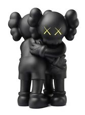 Kaws Together Companion - Black Vinyl Art Toy / Sold Out / Medicom / Unopened
