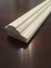 """Distressed Rustic White Solid Wood 2"""" Picture Frame Molding (Brand New)(12 feet)"""