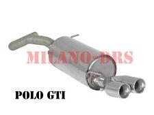 SCARICO RAGAZZON OMOLOGATO VW POLO (6R) 1.4TSI GTI (132kW) 09/2009> (50.0345.26)