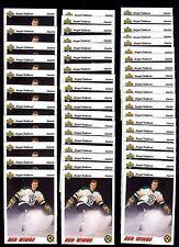 """(53) SERGEI FEDEROV  1991-92 UD (French Version) """"All Rookie Team"""" Hockey RC LOT"""