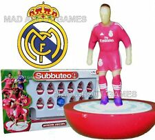 Official REAL MADRID FC away kit Subbuteo Team Football Soccer Game Paul Lamond