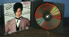 PRINCE CONTROVERSY U.S JAPAN RED TARGET PRESS CD SEXUALITY DO ME BABY LET'S WORK