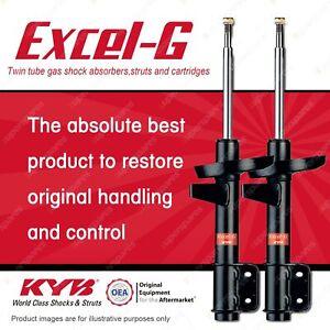 Pair Front KYB Excel-G Strut Shock Absorbers for MAZDA MAZDA 6 GJ 12-16