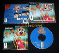 SLAM 'N JAM 95 3DO Versione Europea ○○○○ COMPLETO
