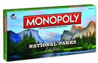 USAopoly MONOPOLY®: National Parks Edition Board Game