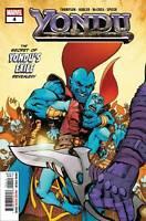 Yondu #4 secret origin revealed Marvel Comic 1st Print 2020 unread NM