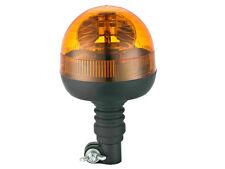 12V/24V Rundumleuchte flexible Warnleuchte Blinkleuchte H1 Halogen Orange TOP