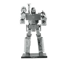 Fascinations Metal Earth Transformers Megatron 3D Laser Cut Steel Model Kit