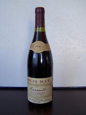 VINS FINS , MEURSAULT , 1990 , COTE DE BEAUNE , LOUIS MAX .