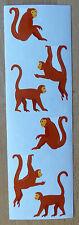 """Mrs.Grossman´s f.Creative Memories Sticker """"Affen"""" NEU/RAR"""