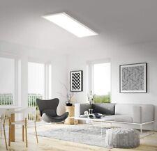 LED Panel 60x30cm - Deckenleuchte - 24W - Wandleuchte - Lampe - Silber - EEK: A+