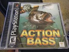 Action Bass (Sony PlayStation 1, 2000) - Complete!!!!