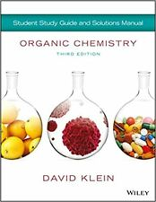 Organic Chemistry David Klein 3rd Edition Solutions Manual Online Version