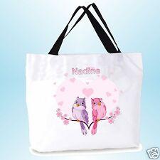 grand cabas sac shopping sac de plage  fond large personnalisé  prénom réf 08