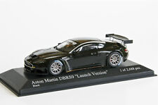 "Minichamps 1/43 Aston Martin DBRS9 ""Launch Version"" 2006 Black"
