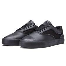"Supra ""Hammer VTG"" Shoes (Black/Black) Men's Casual Canvas Shoe Sneakers"