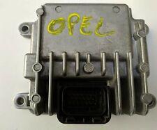 ECU Opel Astra Corsa  16267710 8971891363