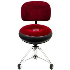 Roc n Soc - Red Round with Gibraltar base and back rest