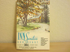 Innspiration Northeast: A Guide to Small Country Inns