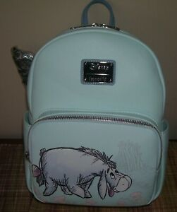 Loungefly Disney Eeyore Thanks for Noticin Me Mini Backpack Bag NEW