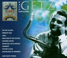 Stan  Getz, Stan Is Here Import