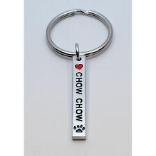Chow Chow Handmade Key Chain