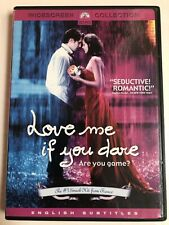 * fuera De Producción * Yann Samuell's Love Me si te atreves DVD-Marion Cotillard-Raro