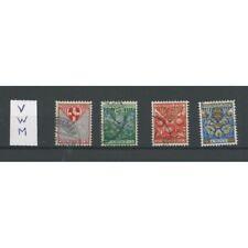 Nederland 199a-202a Kind 1926 Vertikaal WM VFU/gebr  CV 155 €