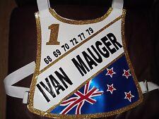IVAN MAUGER SPEEDWAY RACE JACKET